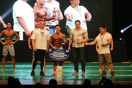 mateus hayashi overall men's physique ch