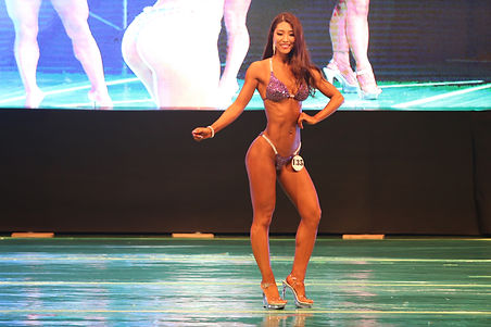 ayaho suka overall bikini champion and c