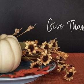 Family Gratitude Activities for Thanksgiving