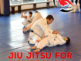 Caique Gracie Brazilian Jiu Jitsu for Homeschoolers - Lomita, CA