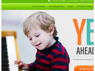 Let's Play Music: Fun Piano Classes for Kids PreK+ - Claremont, CA