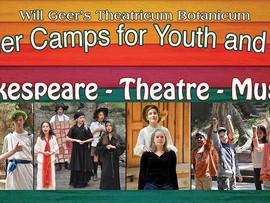 Will Geer's Theatricum Botanicum: Shakespeare &  Theatre Summer Camps & Classes - Topanga, CA