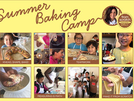 Chef's Arm's Culinary & Baking Camp - Torrance, CA
