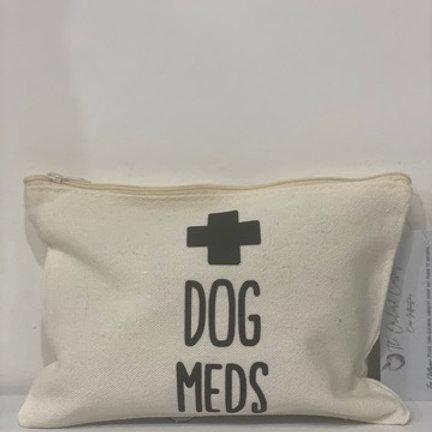 Dog Med Bag