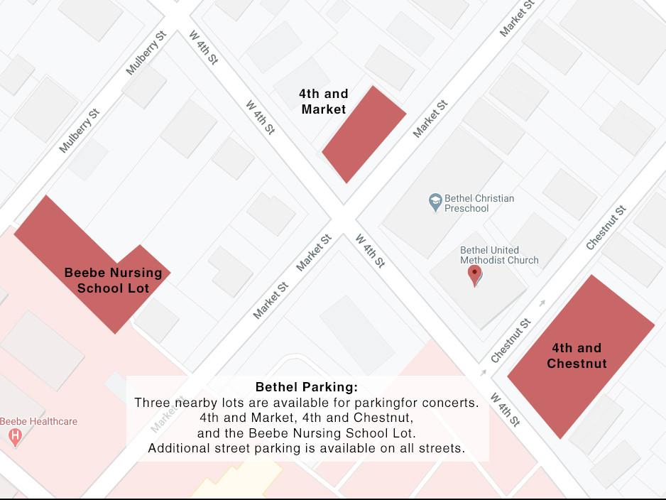Bethel Parking
