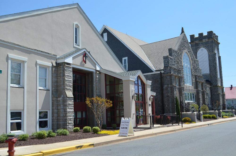 Bethel Fellowship Hall