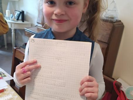 Hattie the mathematician (1TM)