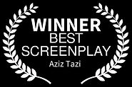 WINNER - BEST SCREENPLAY - Aziz Tazi .jp