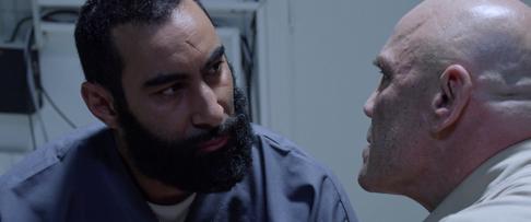 Ayman and Louis showdown.