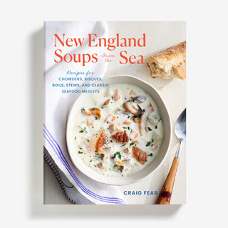 New England Soups From the Sea