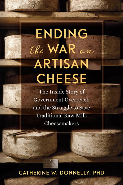 Ending the War on Artisan Cheese