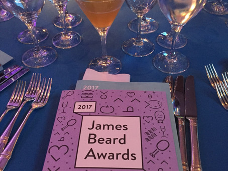 The James Beard Award for Reference & Scholarship Goes To...