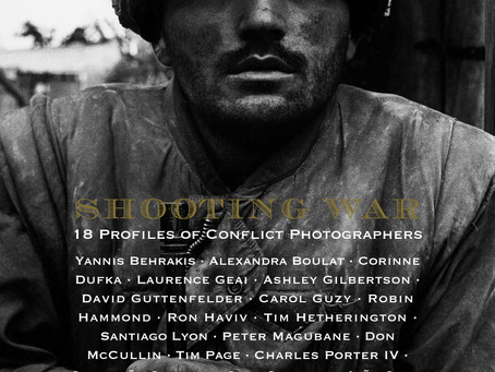Shooting War Cover Design & Foreword