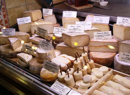 Raw Milk Cheese Safety