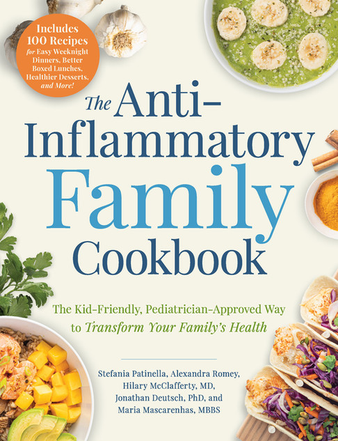 The Anti-Inflammatory Family Cookbook