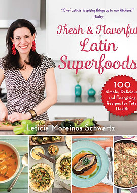 Fresh & Flavoful Latin Superfoods