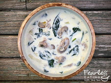 SOLD! New England Soups From the Sea (by Craig Fear)