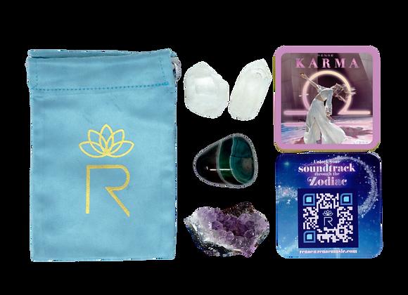"Libra | ""Karma"" | Crystals"