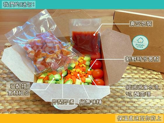 餸包,外賣餸包,餸菜包