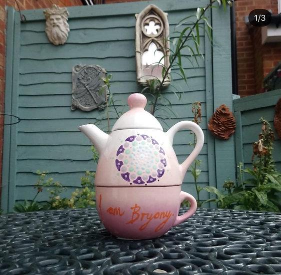 Custom Tea set