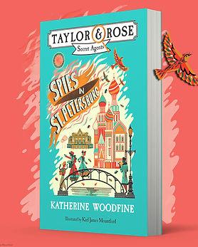 Taylor & Rose Spies in St Petersburg Squ