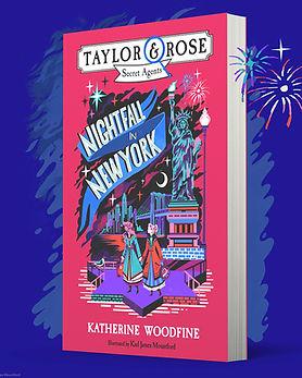Taylor & Rose Nightfall In New York Squa