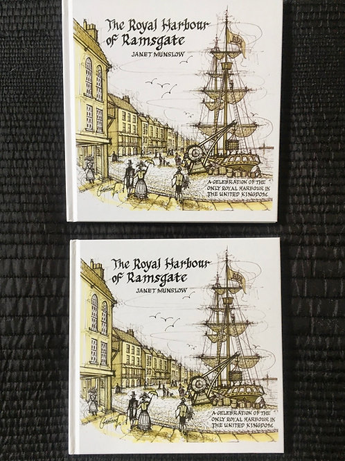 The Royal Harbour of Ramsgate by Janet Munslow