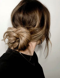Hair Do-up A twisted style that won't st
