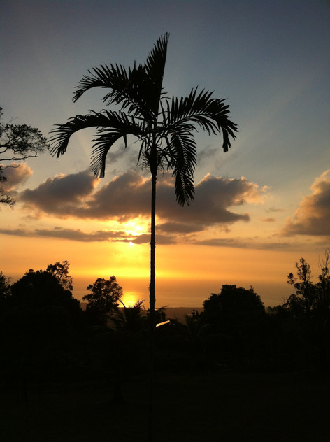 Sunset Kailua Kona