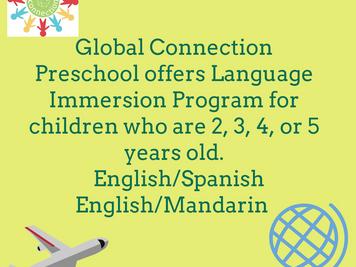 Immersion Language Program