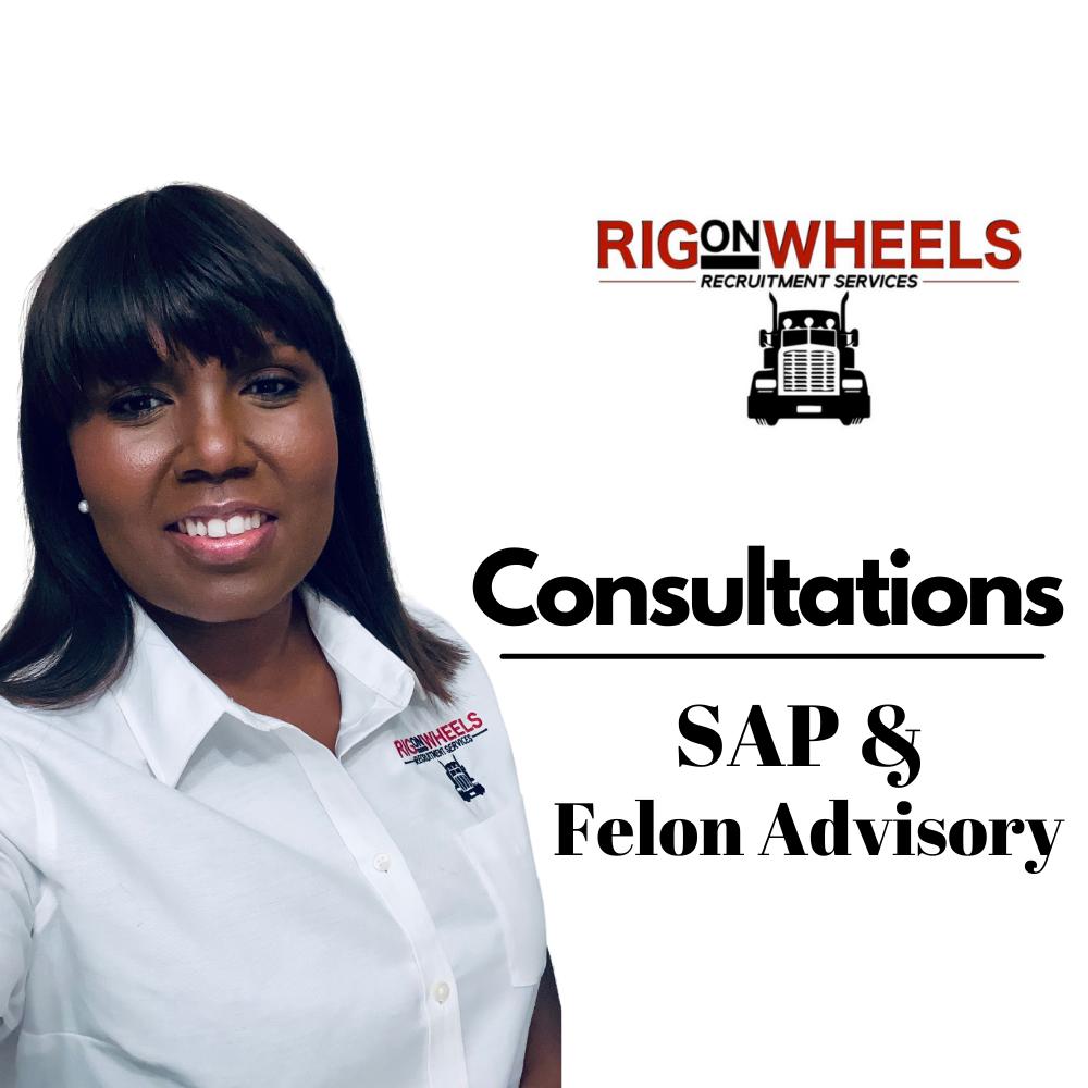 1:1 Consultation: SAP & Felon Advisory