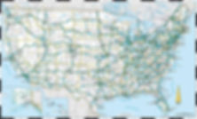 united-states-road-map-4-maps-of-the-usa