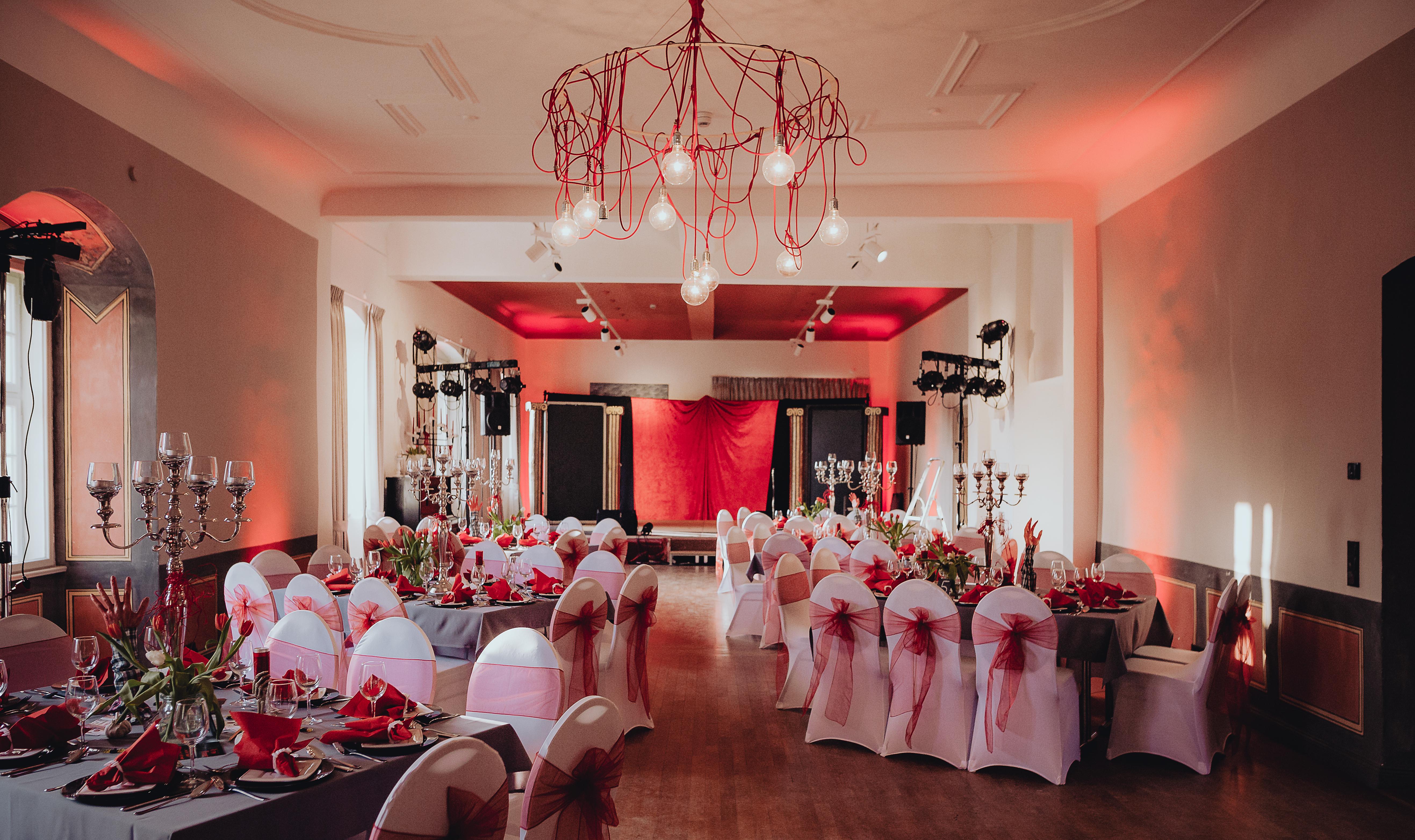 Der Schlosssaal