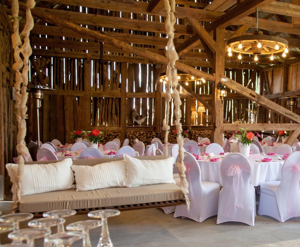 Home Feldscheune Schobendorf Vintage Hochzeit