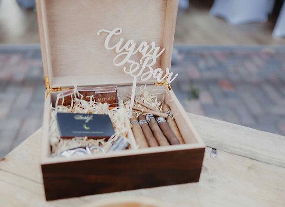 Box Cigar-Bar
