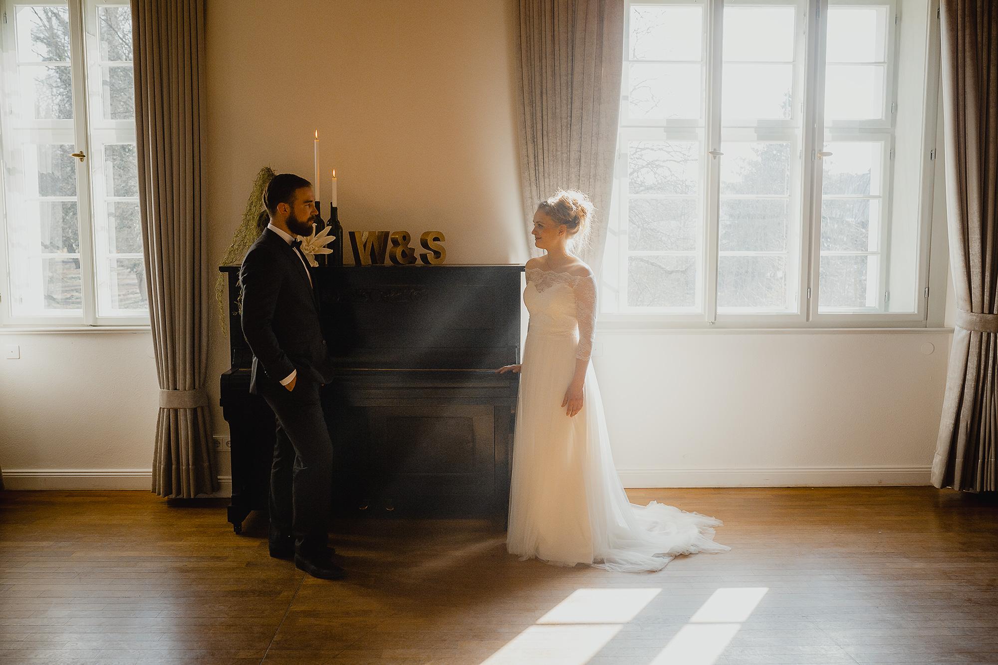 Hochzeit im Schloss Baruth