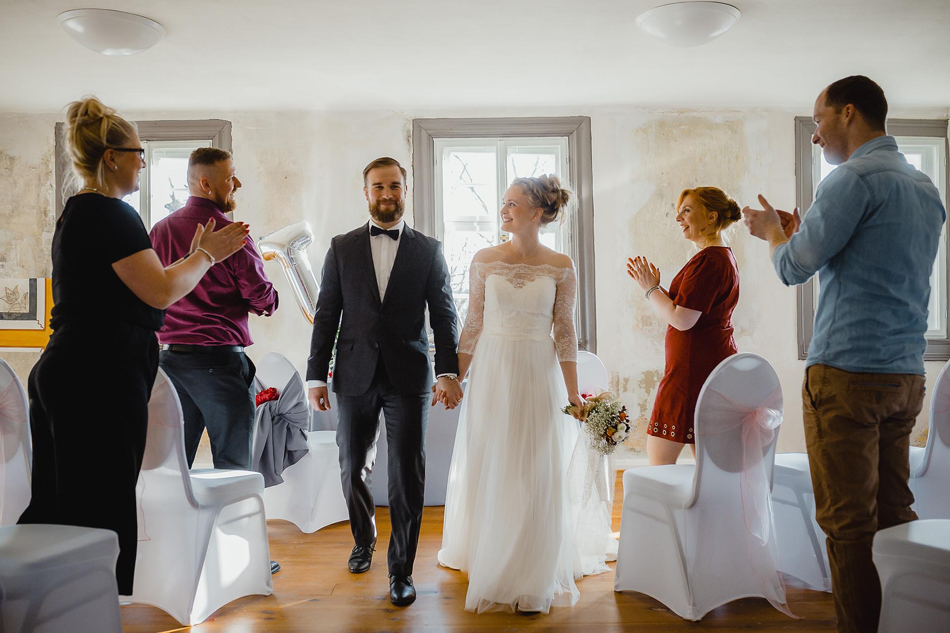 Standesamtlich Heiraten im Schloss