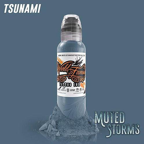 WORLD FAMOUS - Tsunami