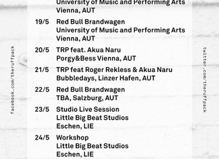 BEATS BY TRP 2016 Spring Tour (Save The Date)
