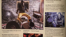 HIPPEST DRUMMERS + SETH MEYERS (Magazine)