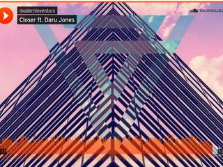 MODERN INVENTORS F/ DARU JONES ON STEREO GUM (New Music Monday)