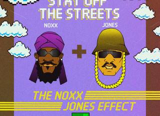 NOXX JONES + LOOP LOFT & MORE! (Videos)