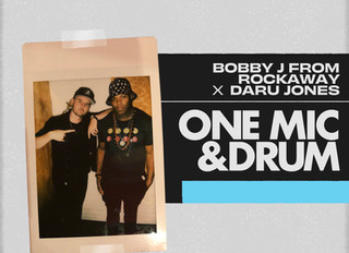 ONE MIC & DRUM (Out Now)