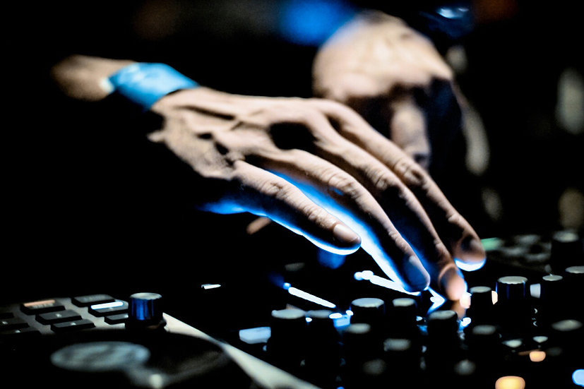 DJ Music, Mixing & Digital Effects