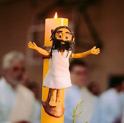 Desde esta Capilla Hospitalaria te invitamos a Orar en el tiempo de Pascua