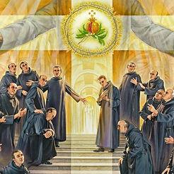 Desde esta Capilla Hospitalaria te invitamos a Orar con los mártires hospitalarios de San Juan de Dios que entregaron su vida al servico de los pobres y enfermos