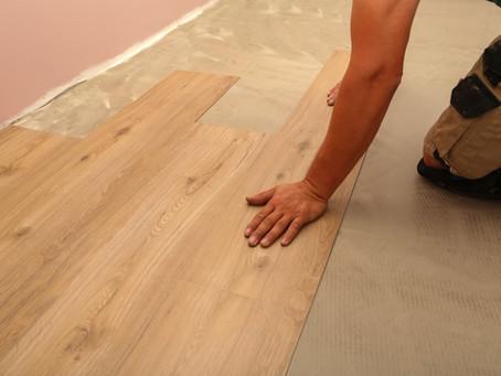 The Benefits of Waterproof Vinyl Flooring