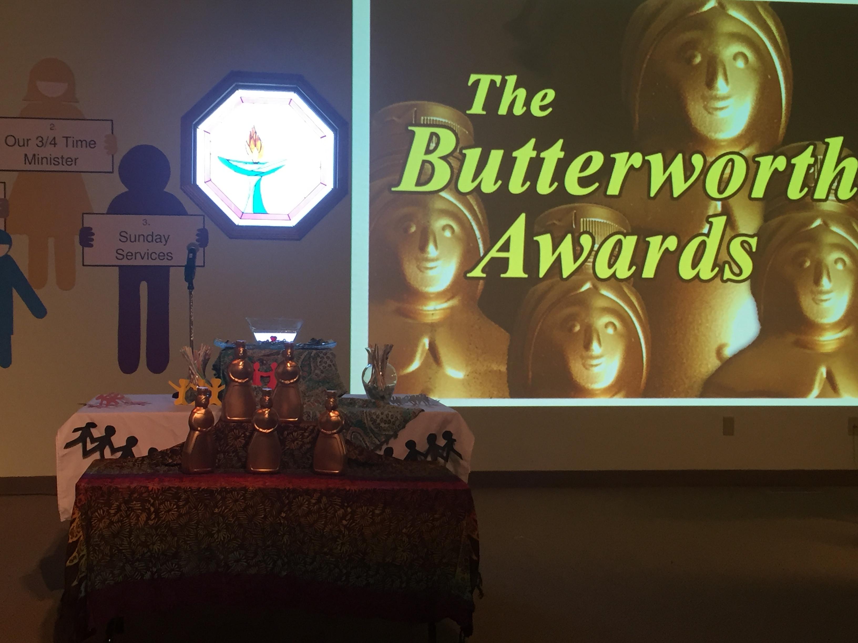 The Butterworth Awards
