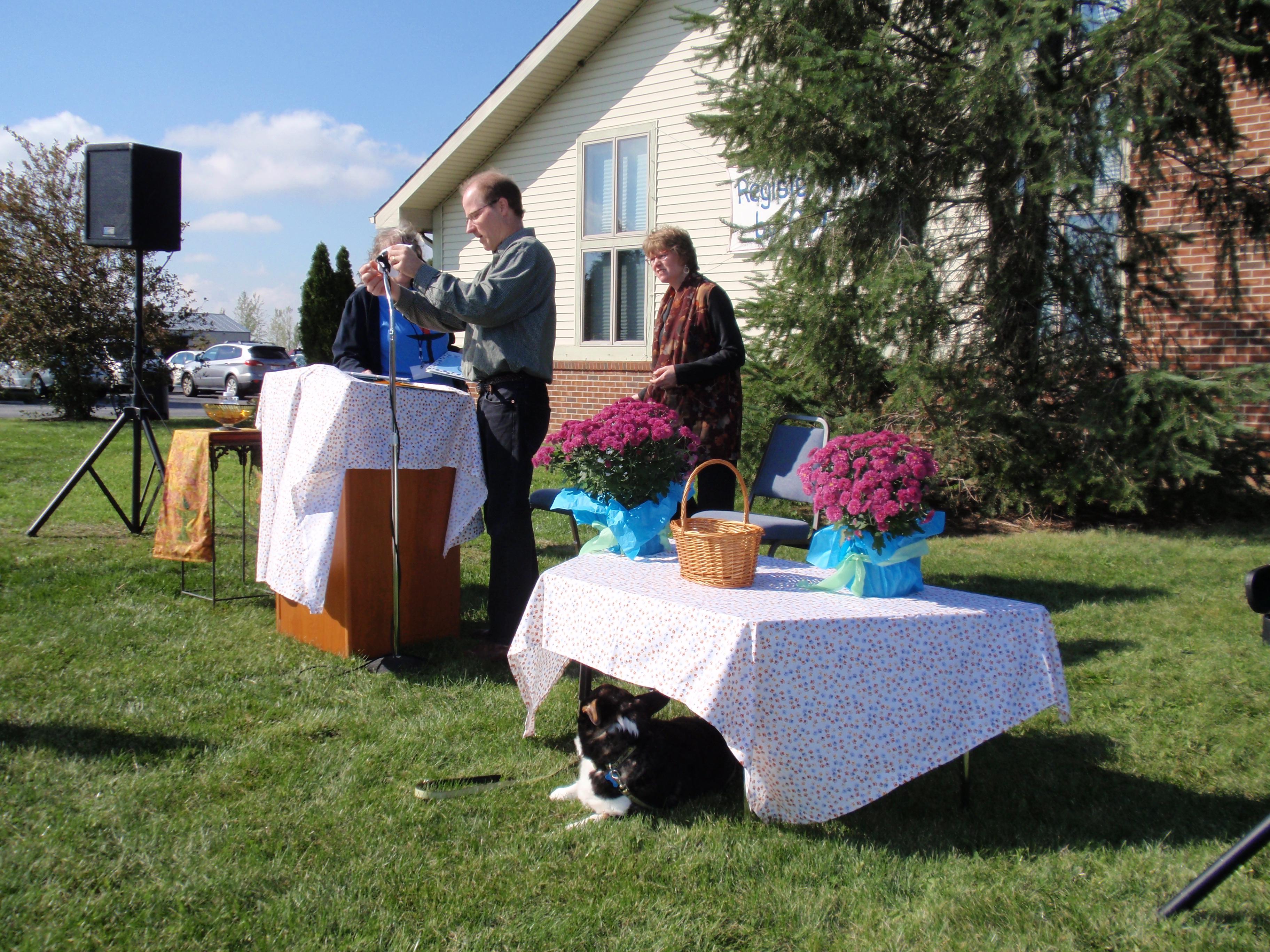 Animal Blessing Ceremony