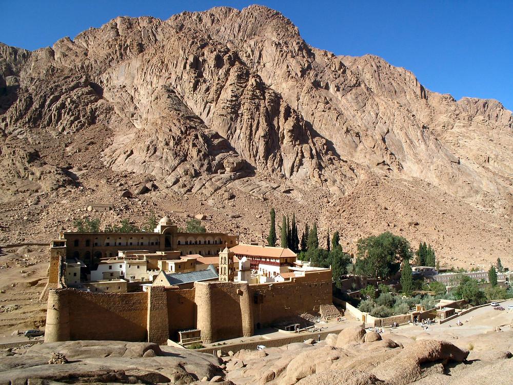 St Catherine's Monastary, Sinai